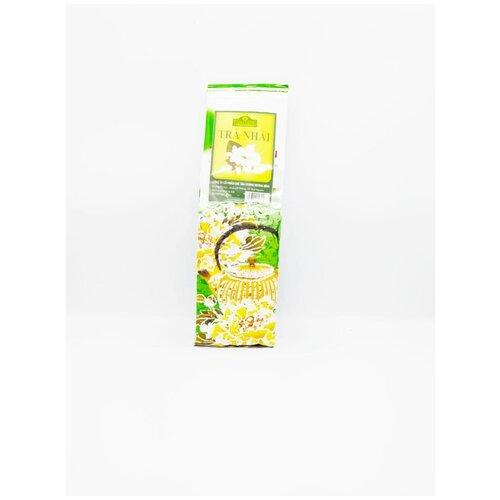 Чай жасминовый Tan CuonG 100г Вьетнам