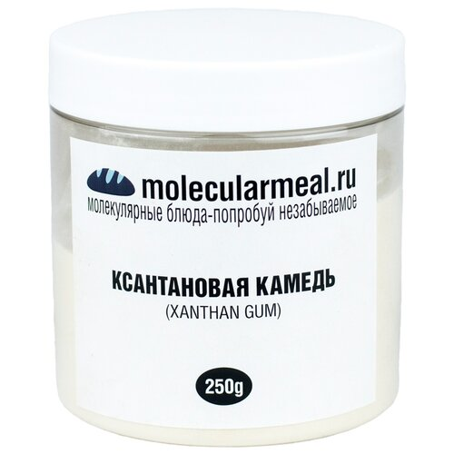 Molecularmeal Ксантановая камедь (Е415) 250 г