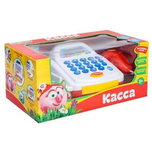 Купить Игровой набор СМЕШАРИКИ Касса со звуковыми и световыми эффектами SL-00931 2874582, Сима-ленд, Играем в магазин
