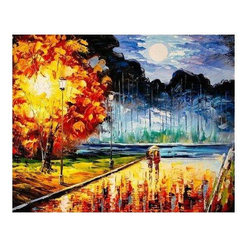 Фото - Цветной Картина по номерам Осенний блюз 40x50 см (MG2165) игорь сергеевич фурсов осенний блюз усталой души