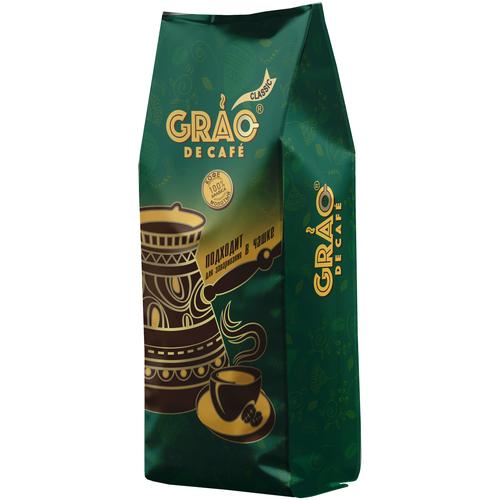 Фото - Кофе молотый Grao De Cafe Classic, 250 г кофе молотый samba cafe brasil rico 250 г