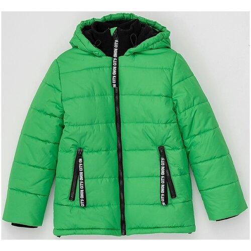 Фото - Куртка Button Blue 220BBBJC41024800 размер 140, зеленый куртка button blue 220bbbjc41024800 размер 140 зеленый