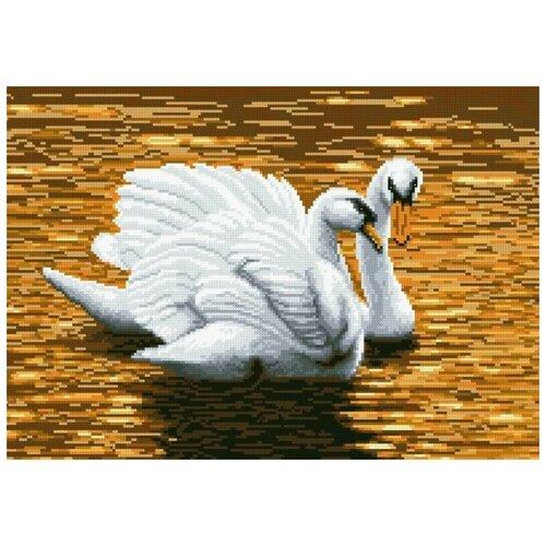 Купить Алмазная мозаика Вечерняя романтика, картина стразами Алмазная живопись 51x36 см., Алмазная вышивка