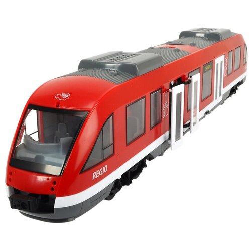 Купить Dickie Toys Локомотив City train, 3748002, Наборы, локомотивы, вагоны