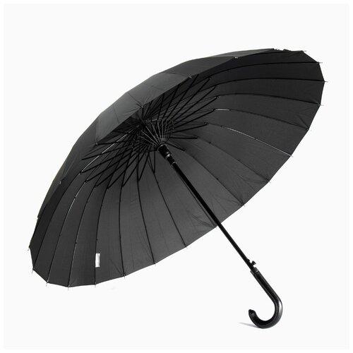 Фото - Зонт ТРОСТЬ мужской 916 семейный 24 спицы мужской зонт трость doppler артикул 71963dmas спицы из фибергласа купол 130 см вес 350 грамм