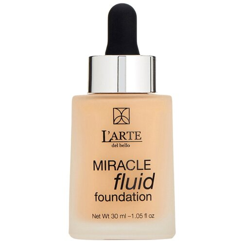 L'Arte del bello Тональный флюид Miracle Fluid, 30 мл, оттенок: 503 mac тональный флюид studio fix fluid spf15 30 мл оттенок n6 5