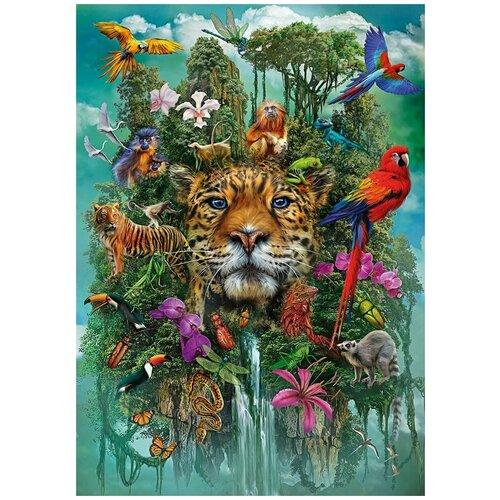 Пазл Schmidt 1000 деталей: Король джунглей