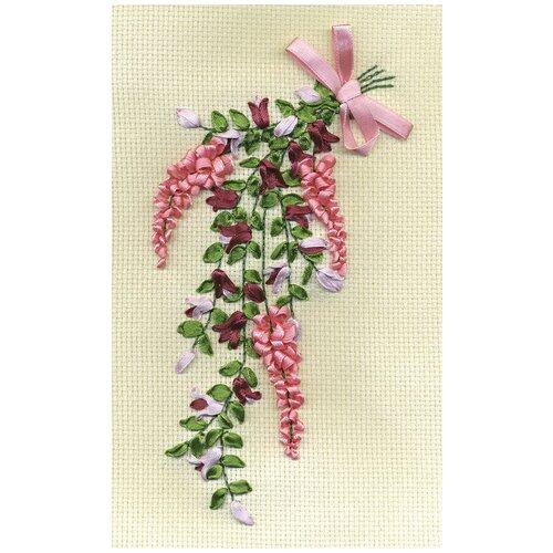 Купить PANNA Набор для вышивания Изящная нота 11 х 20 см (Ц-1168), Наборы для вышивания
