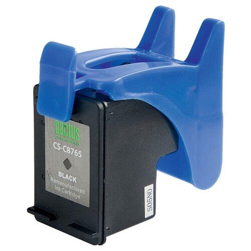 Картриджи для струйных принтеров и МФУ Картридж совм. Cactus C8765 (№131) черный для HP DJ 5743/5943/6543/6623/6843/6943/6983 (20мл)