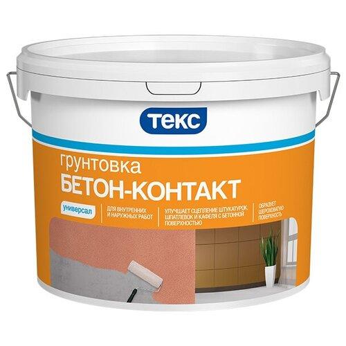 Грунтовка ТЕКС бетон-контакт Универсал (3 кг) 6