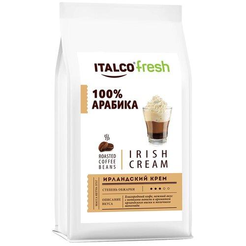 Фото - Кофе в зернах Italco Fresh Irish cream ароматизированный, 375 г кофе в зернах italco fresh irish cream ирландский крем ароматизированный 375 г