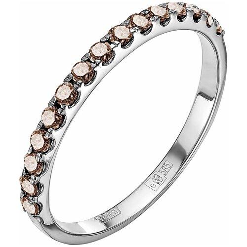 Vesna jewelry Кольцо 1554-256-09-00, размер 17 vesna jewelry серьги 2608 256 09 00