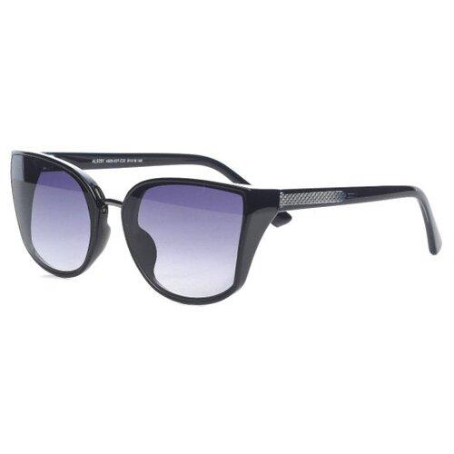 ALESE / Солнцезащитные очки женские / Оправа кошачий глаз / Защита UV400 / Подарок / AL9391/A929-637-C32