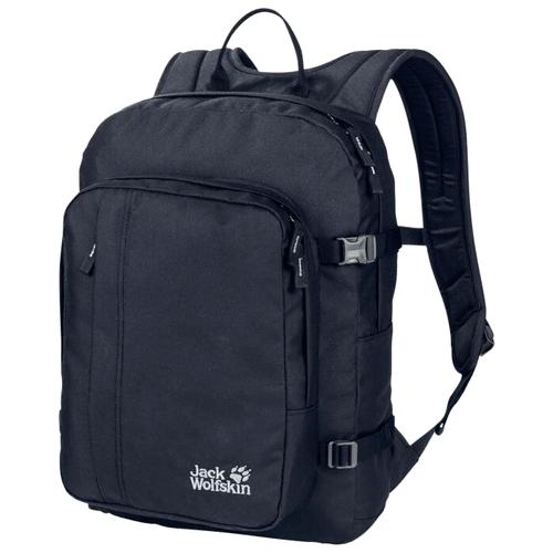 Городской рюкзак Jack Wolfskin Campus 24, night blue трекинговый рюкзак jack wolfskin halo 24 corona lime