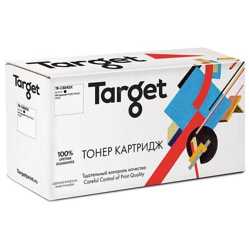 Фото - Картридж Target TR-C8543X для HP LJ 9000/9040/9050 картридж target tr ce273a magenta для hp lj cp5520