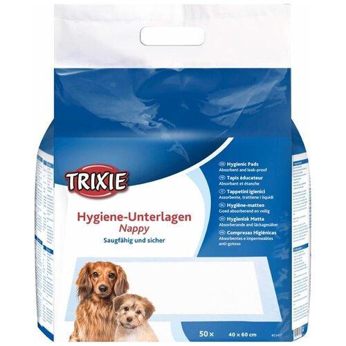 Одноразовые пеленки для собак, 40 х 60 см, 50 шт., Trixie (товары для животных, 23417)