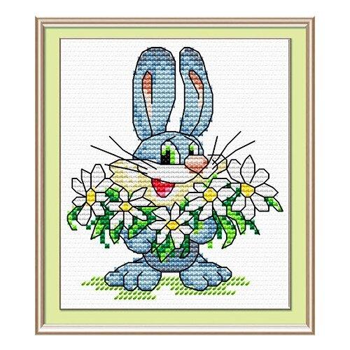 Купить Набор для вышивания М.П.Студия М №01 №024 От всей души 15 х 10 см 4 шт., Жар-птица, Наборы для вышивания