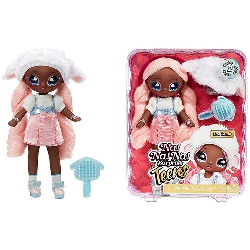 Кукла Na! Na! Na! Surprise Teens Doll Lila Lamb Sheep овечка недорого