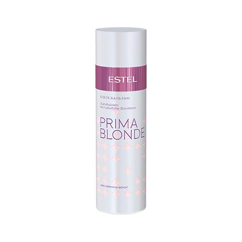 Estel Professional Блеск-бальзам для светлых волос ESTEL PRIMA BLONDE (200 мл)  - Купить