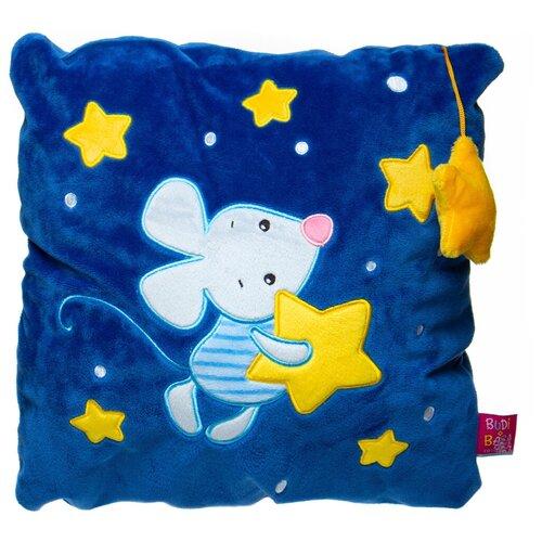 Мягкая игрушка Крыска Подушка Люка со звёздочкой