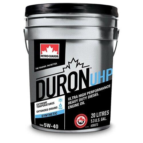 Масло моторное для грузового транспорта Petro-Canada DURON UHP 5W-40 (20 л)