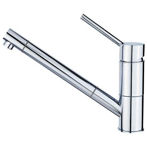 Фото - Смеситель для кухни (мойки) TEKA AUK 978 (509780200) серебристый смеситель для кухни мойки teka mtp 978