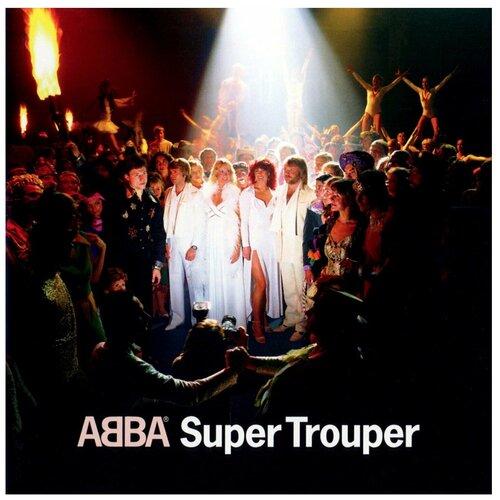 abba abba studio albums 8 lp Виниловая пластинка ABBA. Super Trouper (LP)