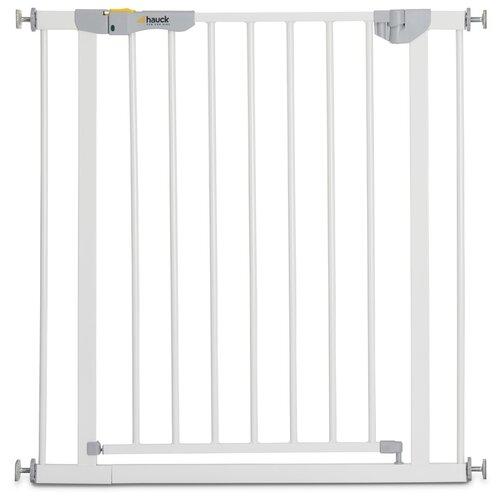 барьеры и ворота hauck ворота безопасности stop n safe 2 дополнительная секция 9 см Hauck Ворота безопасности autoclose n stop 2, 75-80 см 597347 white