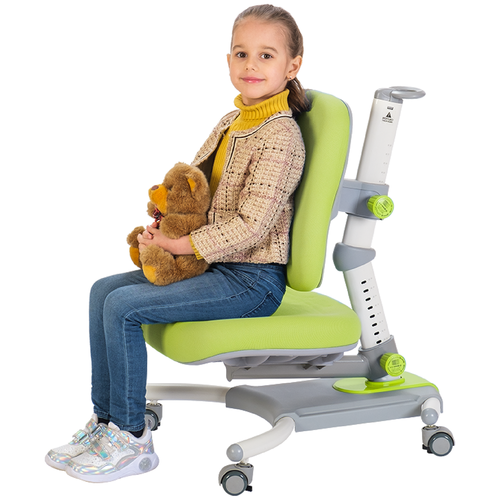 Кресло RIFFORMA-33 (зеленое) с чехлом