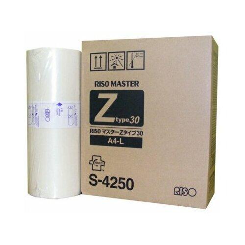 Мастер-Пленка А4 для Riso RZ/EZ (О) S-4250