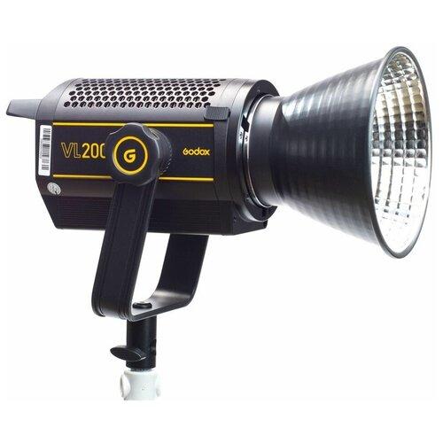 Фото - Осветитель светодиодный Godox VL200 осветитель светодиодный godox ul60