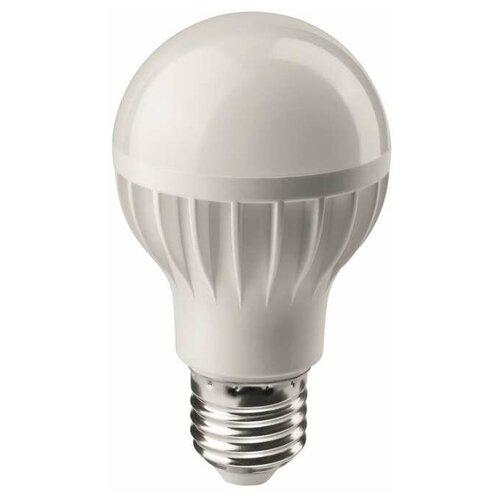 Лампа светодиодная 71 649 OLL-A60-10-230-2.7K-E27 10Вт грушевидная 2700К тепл. бел. E27 750лм 176-264В онлайт 71649 (упаковка 10 шт)