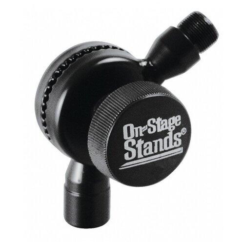 Фото - Микрофонная стойка напольная OnStage MSA9501 микрофонная стойка напольная onstage ms8310