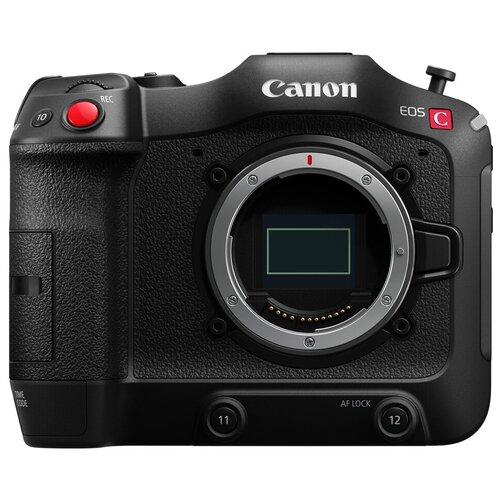 Фото - Видеокамера Canon EOS C70 черный видеокамера