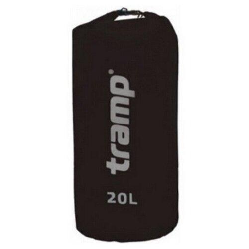 Гермомешок Tramp Нейлон 20 л TRA-102 (черный) палатка tramp lite twister 3