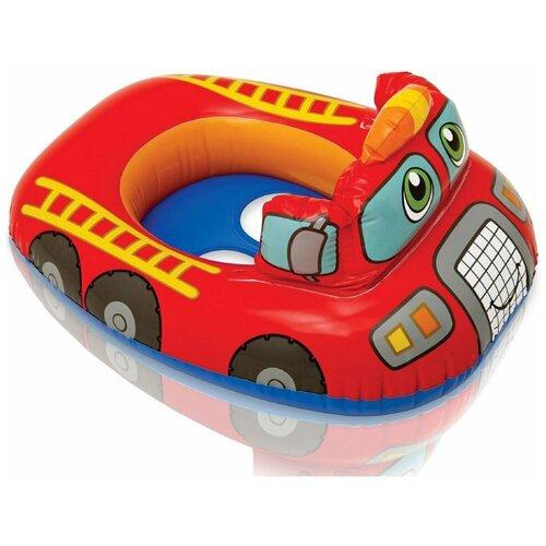 Купить Надувной круг Машинка Intex, размер 70х57см, Надувные игрушки