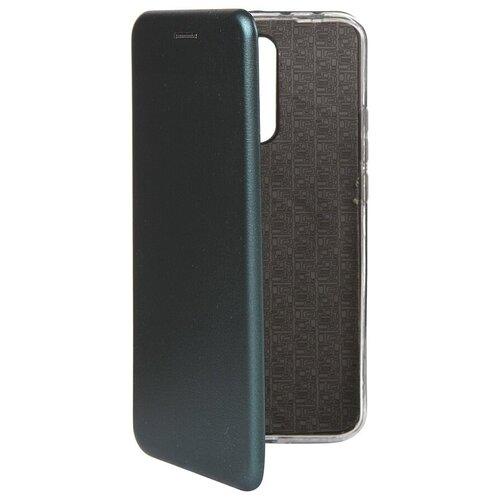 Фото - Чехол Zibelino для Xiaomi Redmi 9 Book Emerald ZB-XIA-RDM-9- чехол zibelino для xiaomi redmi 9 book platinum grey zb xia rdm 9 gry