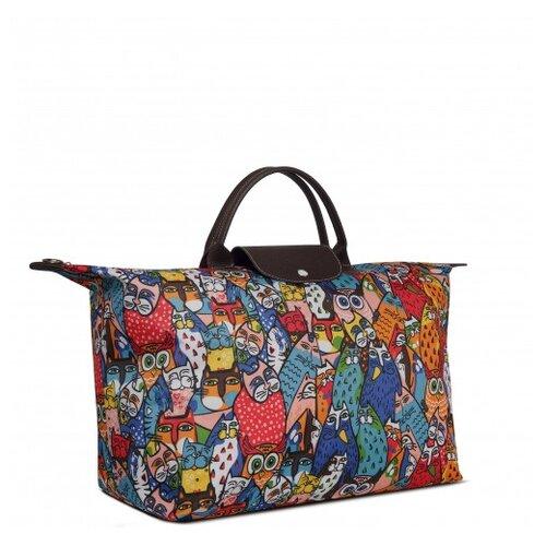 Дорожная сумка Antan, 175 Текстиль коты цветные antan/мультиколор