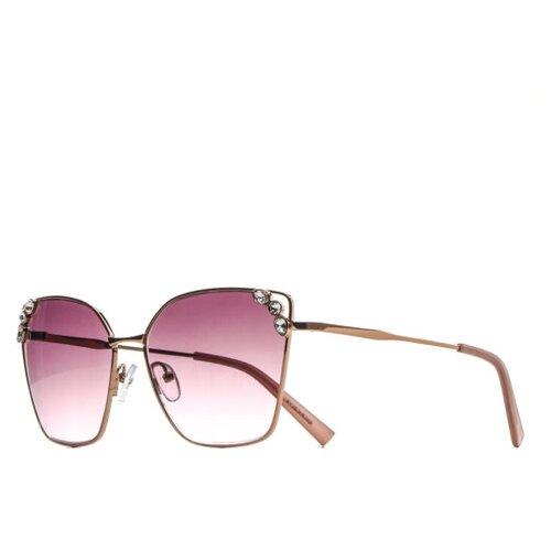 FURLUX / Солнцезащитные очки женские кошачий глаз/Модные очки купить 2021/Хорошие солнцезащитные очки/Подарок/FUS386/C81-975