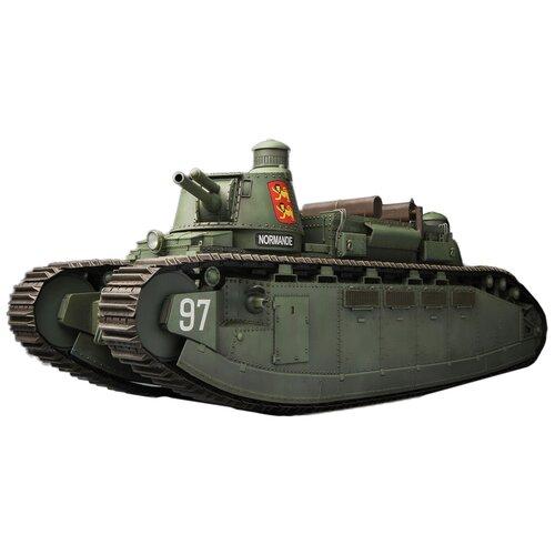 realts voyager models 1 35 modern russian t 90 dozer basic detail set for meng ts 014 Сборные модели MENG TS-009 танк FRENCH SUPER HEAVY TANK CHAR 2C 1/35