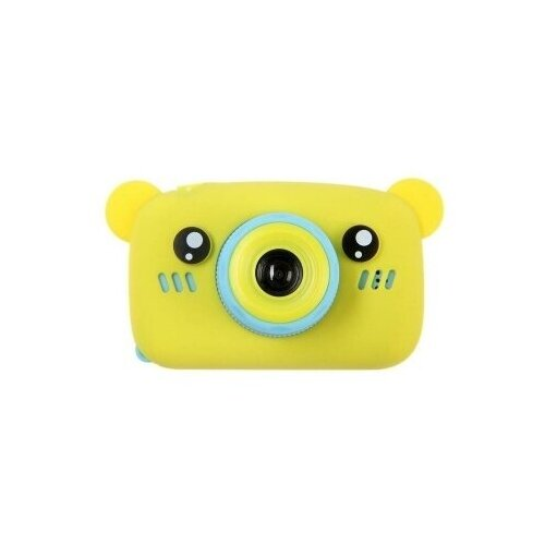 Фото - Детский цифровой фотоаппарат Мишка Желтый / Kids Camera yellow детский цифровой фотоаппарат собачка розовый kids camera pink