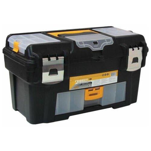 Ящик для инструмента пластмассовый ГЕФЕСТ 18