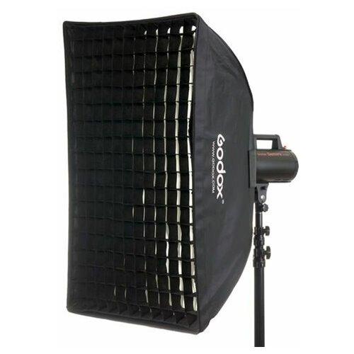 Фото - Софтбокс Godox SB-FW 60x90 с сотовой решеткой, байонет Bowens софтбокс godox sb ms 40x60 байонет ss