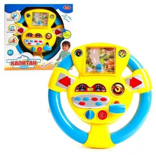 Настольная игра Юный автомобилист, звуки, мелодии, элементы питания AA*3 шт. не входят в комплект