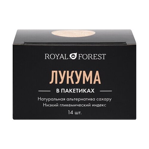 Лукума, саше Royal Forest 14 шт.