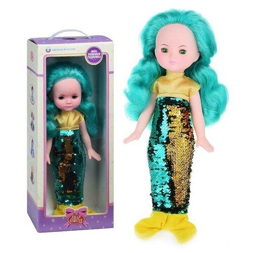 Кукла Русалочка Алина 40см в коробке