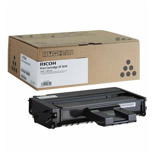 Картридж лазерный Ricoh SP201E (407999) чер. для SP 220Nw/SNw/SFNw