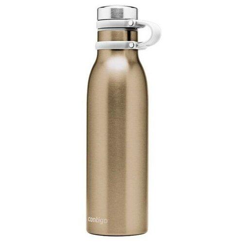 Термос-бутылка Contigo Matterhorn, 0.59 л, бежевый (2124062)