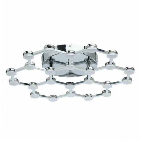 Потолочная люстра светодиодная Ракурс 2631014301 люстра светодиодная de markt ракурс 8 631014201 led 30 вт