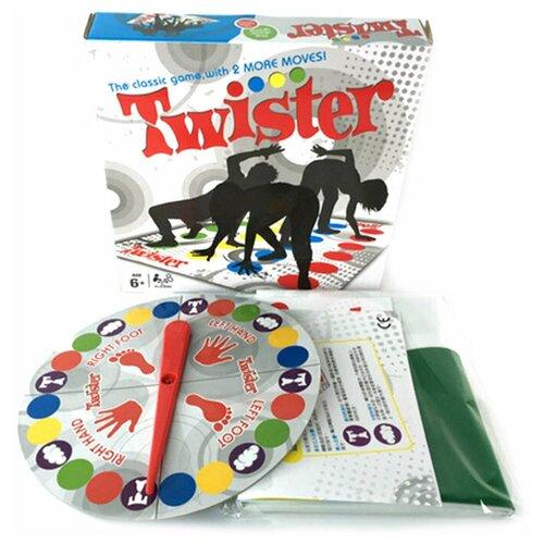 Hasbro (Ирландия) Напольная игра - Twister (оригинал, Hasbro)